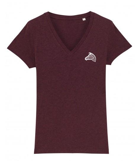 T-shirt « col en V »...